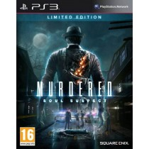 Murdered Soul Suspect - Limited Edition [PS3]