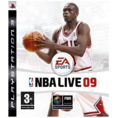NBA Live 09 [PS3, английская версия]