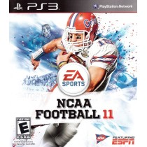 NCAA Football 11 [PS3]