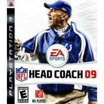 NFL Head Coach 09 [PS3]