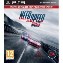 Need For Speed Rivals Ultimate Cop Pack [PS3]