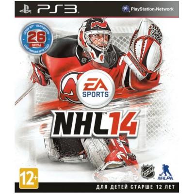 NHL 14 [PS3, русские субтитры]