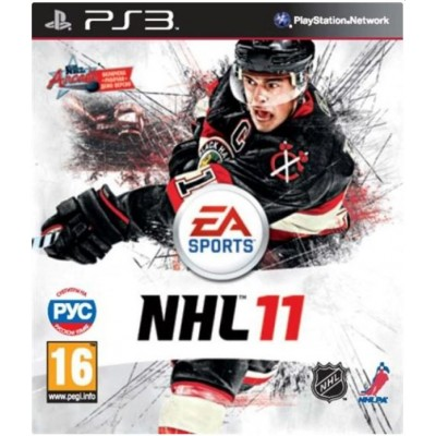 NHL 11 [PS3, русские субтитры]
