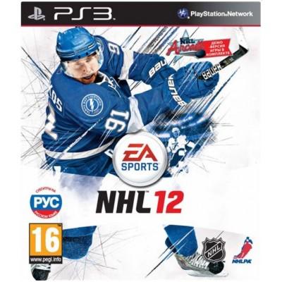 NHL 12 [PS3, русские субтитры]