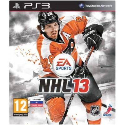 NHL 13 [PS3, русские субтитры]