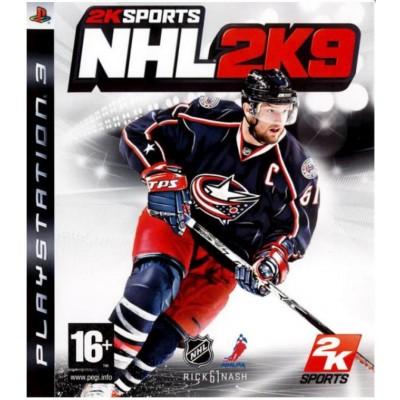 NHL 2K9 [PS3, английская версия]