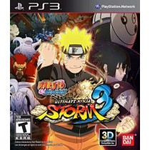 Naruto Shippuden Ultimate Ninja Storm 3 Full Burst [PS3]