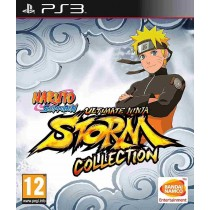 Naruto Shippuden Ultimate Ninja Storm Collection [PS3]