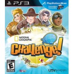 National Geographic CHALLENGE! [PS3]