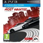 Need for Speed Most Wanted [PS3, английская версия]