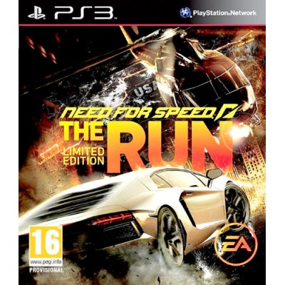 Need for Speed The Run - Limited Edition [PS3, русская версия]
