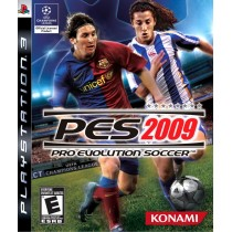 Pro Evolution Soccer PES 2009 [PS3]