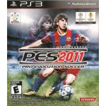 Pro Evolution Soccer PES 2011 [PS3]