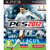Pro Evolution Soccer PES 2012 [PS3]