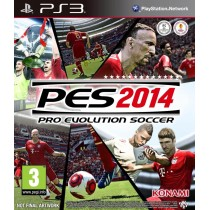 Pro Evolution Soccer PES 2014 [PS3]