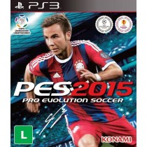 Pro Evolution Soccer PES 2015 [PS3]