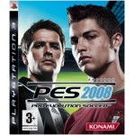 Pro Evolution Soccer PES 2008 [PS3]