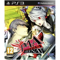 Persona 4 Arena [PS3]