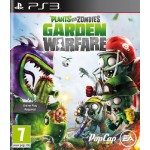 Plants vs. Zompies Garden Warfare [PS3]