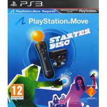 Playstation Move Starter Disk [PS3]