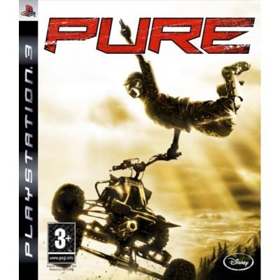 Pure [PS3, английская версия]