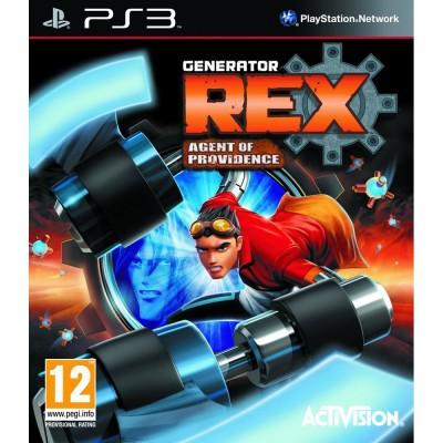 Generator Rex Agent Providence [PS3, английская версия]
