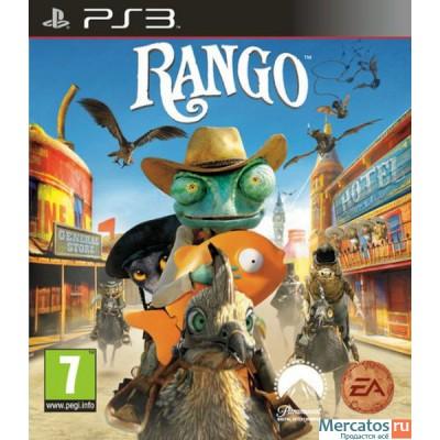 Rango [PS3, английская версия]