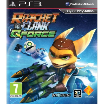 Ratchet and Clank - QForce [PS3, русская версия]