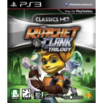 Ratchet and Clank Trilogy - Classics HD [PS3]