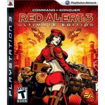Command Conquer Red Alert 3 Ultimate Edition [РS3