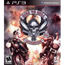 Ride to Hell Retribution [PS3]
