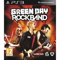Rock Band Green Day [PS3]