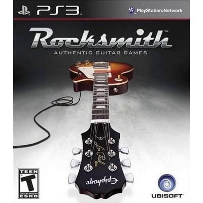 Rocksmith [PS3, английская версия]