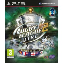Rugby League Live 2 World Cup Edition [PS3]