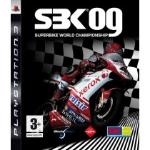 SBK 09 SuperBike World Championship [PS3]