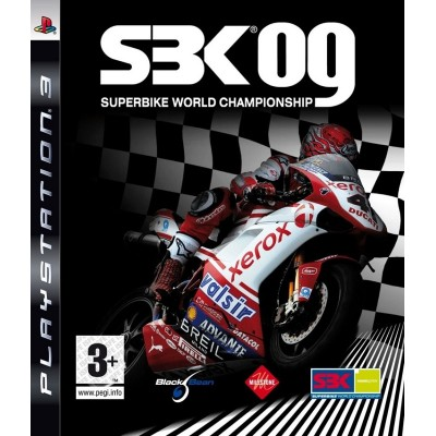 SBK 09 SuperBike World Championship [PS3, английская версия]