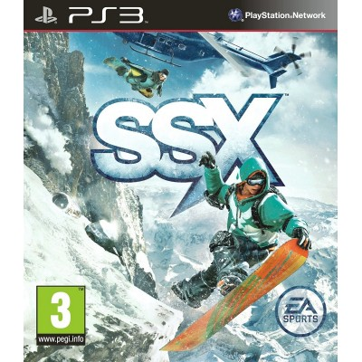 SSX [PS3, английская версия]