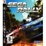 Sega Rally [PS3]