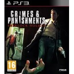 Sherlock Holmes - Crimes and Punishment [PS3]