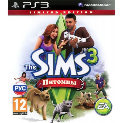 The Sims 3 Pets (Питомцы) - Limited Edition [PS3, русская версия]