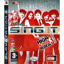 Sing it High School Musical 3 [PS3]