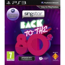 SingStar Back To The 80s [PS3]