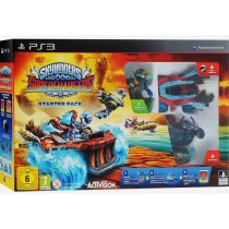 Skylanders SuperChargers Starter Pack [PS3, английская версия]
