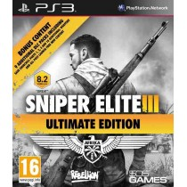 Sniper Elite 3 - Ultimate Edition [PS3]