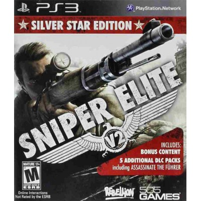 Sniper Elite V2 - Silver Star Edition [PS3, английская версия]