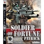 Soldier of Fortune Payback [PS3]