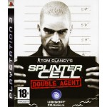 Tom Clancys Splinter Cell - Double Agent [PS3]