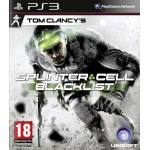 Tom Clancys Splinter Cell Blacklist [PS3]
