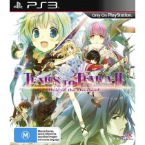 Tears to Tiara 2 Heir of the Overlord [PS3]