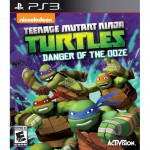 Teenage Mutant Ninja Turtles - Danger of the OOZE [PS3]